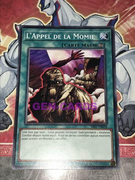 SR07-FR024 Yu-Gi-Oh VF//Commune Lutte de Pouvoir Zombie