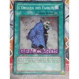 L'ORGUEIL DES FAIBLES ( 5DS2-FR021 )