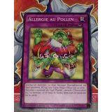 ALLERGIE AU POLLEN ( BP03-FR211 )