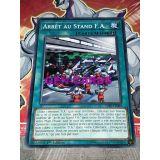 ARRET AU STAND F.A. ( CIBR-FR089 )