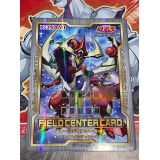 FIELD CENTER CARD : DRAGON PENDULE AUX YEUX IMPAIRS