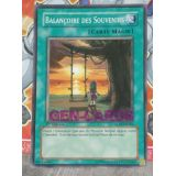 BALANCOIRE DES SOUVENIRS ( GLAS-FR046 )