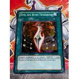 EPEE DES RITES TENEBREUX ( GLD4-FR042 )