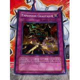 EXPLOSION CHAOTIQUE ( GX04-FR003 )