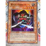 WOLF, SABRE X ( HA01-FR012 )
