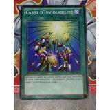 CARTE D'INVIOLABILITE ( LCJW-FR126 )