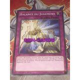BALANCE DU JUGEMENT ( MP16-FR094 )