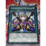 CHANGEMENT GEARGIA ( SHVI-FR095 )
