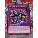 CHAPEAUX MAGIQUES ( YGLD-FRB34 )