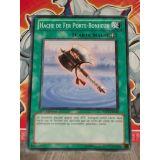 HACHE DE FER PORTE-BONHEUR ( YS11-FR030 )